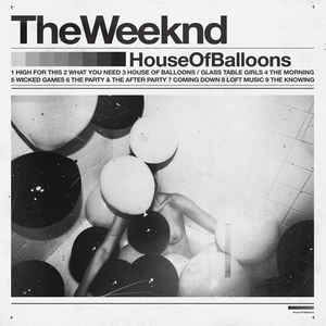 House Of Balloons - Album Cover - VinylWorld