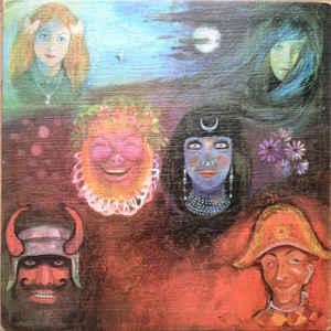 King Crimson - In The Wake Of Poseidon - Album Cover