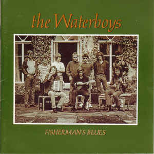 The Waterboys - Fisherman's Blues - Album Cover
