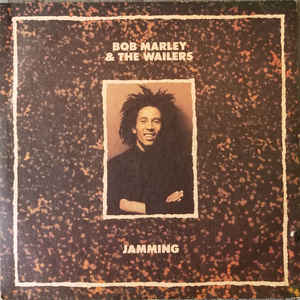 Bob Marley & The Wailers - Jamming - Album Cover