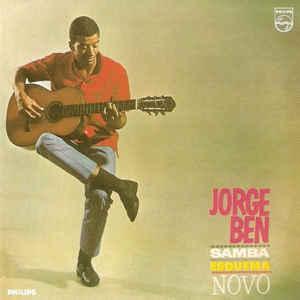 Jorge Ben - Samba Esquema Novo - Album Cover