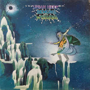 Uriah Heep - Demons And Wizards - Album Cover