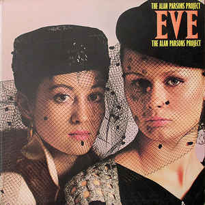The Alan Parsons Project - Eve - Album Cover