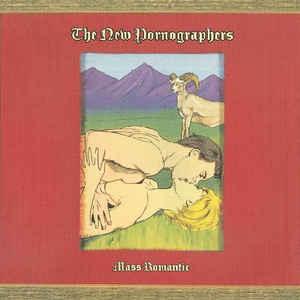 The New Pornographers - Mass Romantic - Album Cover