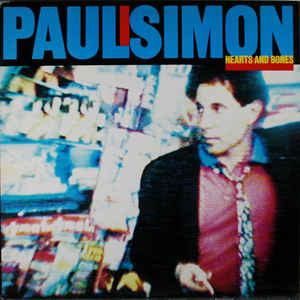 Paul Simon - Hearts And Bones - VinylWorld