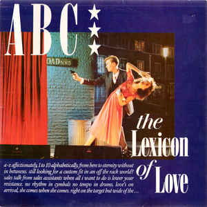 The Lexicon Of Love - Album Cover - VinylWorld