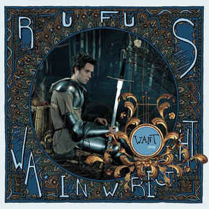 Rufus Wainwright - Want One - Album Cover