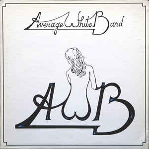 Average White Band - AWB - Album Cover