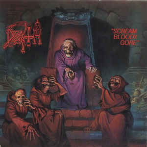 Scream Bloody Gore - Album Cover - VinylWorld