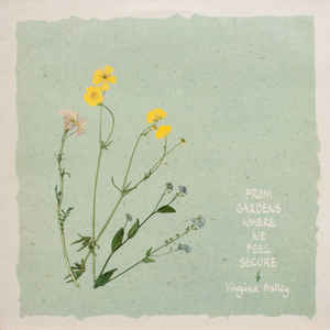 Virginia Astley - From Gardens Where We Feel Secure - VinylWorld