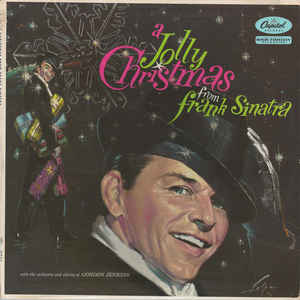 Frank Sinatra - A Jolly Christmas From Frank Sinatra - Album Cover