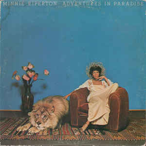 Minnie Riperton - Adventures In Paradise - Album Cover