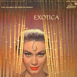 Exotica - Album Cover - VinylWorld