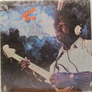 Albert King - I Wanna Get Funky - Album Cover