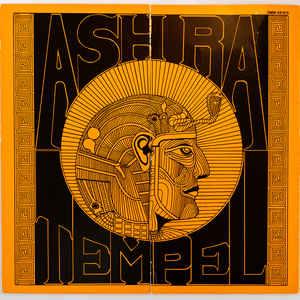 Ash Ra Tempel - Ash Ra Tempel - Album Cover
