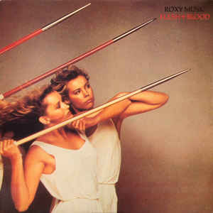 Roxy Music - Flesh + Blood - VinylWorld