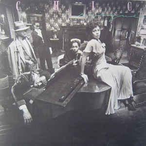 Chic - Risqué - Album Cover