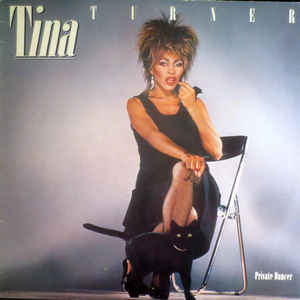 Tina Turner - Private Dancer - Album Cover