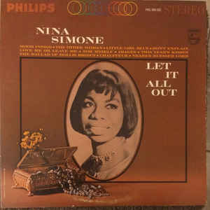 Nina Simone - Let It All Out - Album Cover