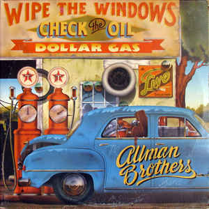 Wipe The Windows, Check The Oil, Dollar Gas - Album Cover - VinylWorld