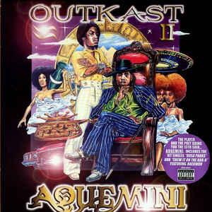 OutKast - Aquemini - Album Cover