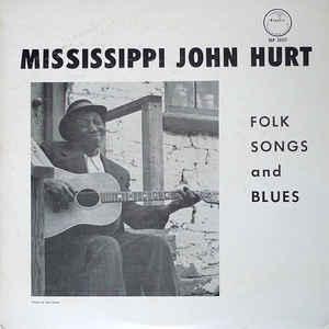 Folk Songs And Blues - Album Cover - VinylWorld