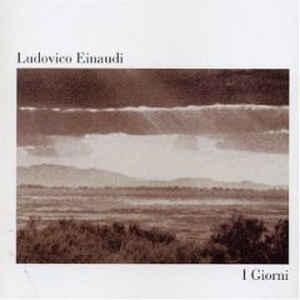 Ludovico Einaudi - I Giorni - Album Cover