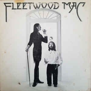 Fleetwood Mac - Fleetwood Mac - Album Cover