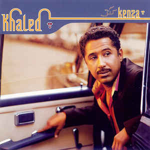 Khaled - Kenza - Album Cover