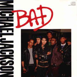 Michael Jackson - Bad - VinylWorld