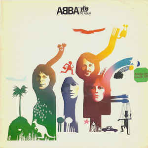 ABBA - The Album - Album Cover