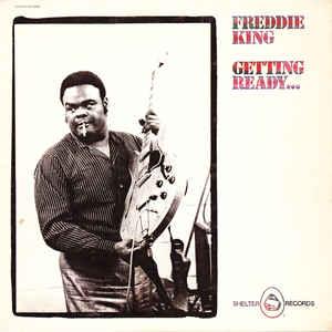 Getting Ready... - Album Cover - VinylWorld