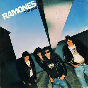Ramones - Leave Home - Album Cover