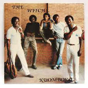 Witch (3) - Kuomboka - Album Cover