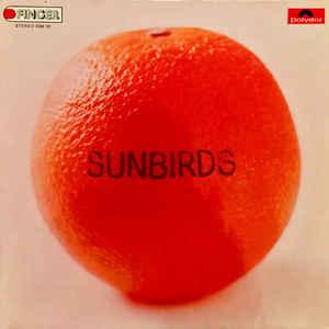 Sunbirds - Zagara - Album Cover
