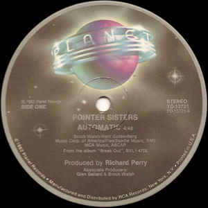 Automatic - Album Cover - VinylWorld