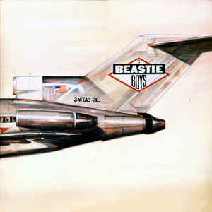 Beastie Boys - Licensed To Ill - Album Cover