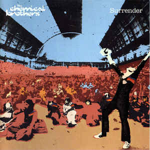 The Chemical Brothers - Surrender - Album Cover