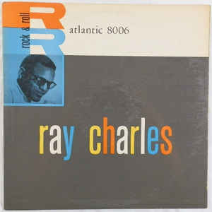 Ray Charles - Ray Charles - Album Cover