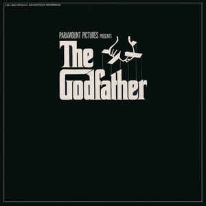 Nino Rota - The Godfather (Original Soundtrack Recording) - Album Cover