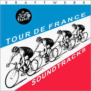 Kraftwerk - Tour De France Soundtracks - Album Cover