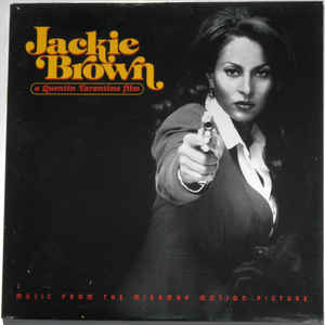 Jackie Brown (Music From The Miramax Motion Picture) - Album Cover - VinylWorld