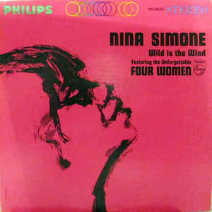 Nina Simone - Wild Is The Wind - Album Cover