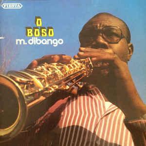 Manu Dibango - O Boso - Album Cover