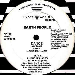 Dance - Album Cover - VinylWorld