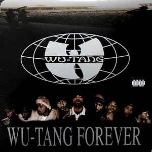 Wu-Tang Clan - Wu-Tang Forever - Album Cover