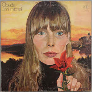 Joni Mitchell - Clouds - VinylWorld
