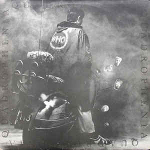 The Who - Quadrophenia - Album Cover
