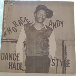 Horace Andy - Dance Hall Style - VinylWorld