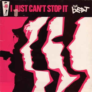 The Beat (2) - I Just Can't Stop It - Album Cover